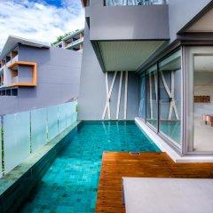 Отель Kalima Resort & Spa, Phuket 5* Номер Делюкс с двуспальной кроватью фото 6