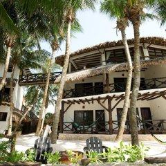 Отель Beachfront Hotel La Palapa - Adults Only Мексика, Остров Ольбокс - отзывы, цены и фото номеров - забронировать отель Beachfront Hotel La Palapa - Adults Only онлайн фото 10