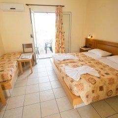 Anastasia Hotel 3* Стандартный номер с различными типами кроватей