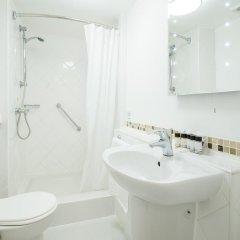 Отель Innkeeper's Lodge Brighton, Patcham Великобритания, Брайтон - отзывы, цены и фото номеров - забронировать отель Innkeeper's Lodge Brighton, Patcham онлайн ванная фото 3