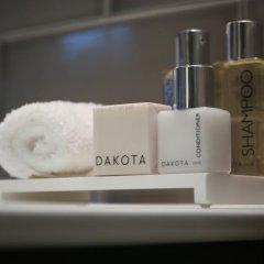 Отель Dakota Glasgow Представительский номер с различными типами кроватей фото 9