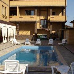 Гостиница Villa Stefana бассейн фото 2
