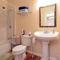Отель Wilshire Vista США, Лос-Анджелес - отзывы, цены и фото номеров - забронировать отель Wilshire Vista онлайн ванная фото 2