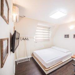 Хостел Itaewon Inn Стандартный номер с двуспальной кроватью фото 2