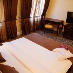 Гостиница Астраханская Стандартный номер с различными типами кроватей фото 12