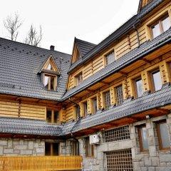 Отель Dom Wczasowy Grań Польша, Закопане - отзывы, цены и фото номеров - забронировать отель Dom Wczasowy Grań онлайн балкон