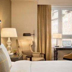 Отель Fairmont Banff Springs 4* Номер Делюкс с различными типами кроватей фото 4