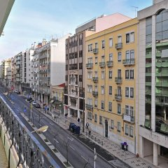 Отель Almirante Over The Top балкон
