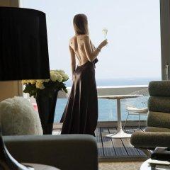 Le Grand Hotel Cannes 5* Номер Делюкс фото 8