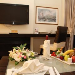 Surmeli Ankara Hotel 5* Люкс разные типы кроватей фото 9