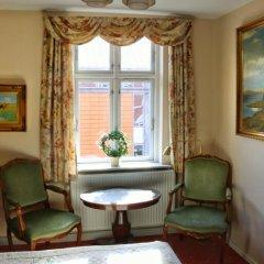 Hotel Postgaarden 3* Стандартный номер с двуспальной кроватью фото 5