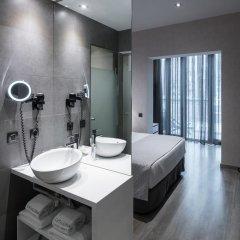 Отель Gran Via BCN 4* Стандартный номер с различными типами кроватей фото 5