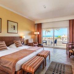 Отель Cleopatra Luxury Resort Makadi Bay 5* Стандартный номер с различными типами кроватей фото 5