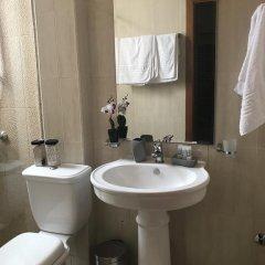 Hotel Relax Dhermi 4* Стандартный семейный номер с двуспальной кроватью фото 7