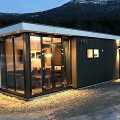 Отель Granmo Camping Коттедж с различными типами кроватей фото 3