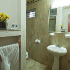 Hotel Arboledas Expo 2* Стандартный номер с различными типами кроватей фото 4