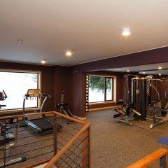Valle Corralco Hotel & Spa фитнесс-зал фото 2