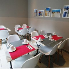 Отель Acropolis Hotel Paris Boulogne Франция, Булонь-Бийанкур - отзывы, цены и фото номеров - забронировать отель Acropolis Hotel Paris Boulogne онлайн питание фото 3
