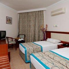 Hatipoglu Beach Hotel 3* Стандартный номер с различными типами кроватей фото 4