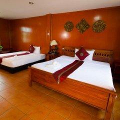 Отель Avila Resort 4* Номер Делюкс с различными типами кроватей фото 7