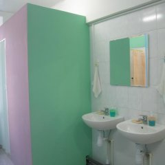 Hostel Moskovskiie Kanikuly ванная