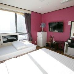 K Hostel Стандартный номер с 2 отдельными кроватями фото 8