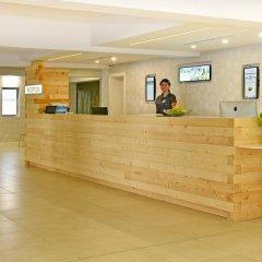 Отель Ihot@l Sunny Beach Болгария, Солнечный берег - отзывы, цены и фото номеров - забронировать отель Ihot@l Sunny Beach онлайн интерьер отеля