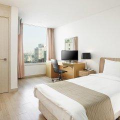 Отель Hyundai Residence Seoul 3* Стандартный номер с различными типами кроватей фото 5