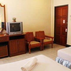 Отель Baan Pron Phateep Стандартный номер с двуспальной кроватью фото 2