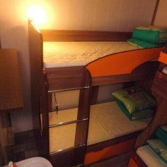 Hostel Uyutnoye Mestechko Кровать в общем номере с двухъярусной кроватью фото 4