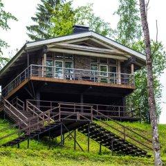 Гостиница Эко-парк Времена года Шале разные типы кроватей фото 6