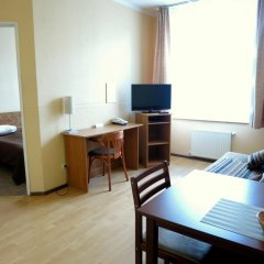 Hotel Avitar 3* Апартаменты с различными типами кроватей фото 6