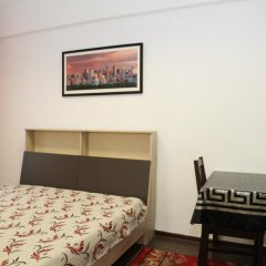 Хостел Столичный Экспресс Кровать в общем номере с двухъярусной кроватью фото 17