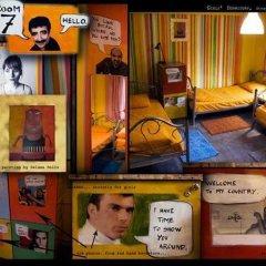 Stray Cat Hostel Кровать в женском общем номере двухъярусные кровати фото 4