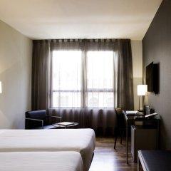 AC Hotel Avenida de América by Marriott 3* Улучшенный номер с двуспальной кроватью фото 6