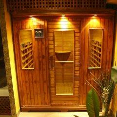 Six Inn Hotel сауна