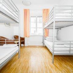 Birka Hostel Кровать в общем номере с двухъярусной кроватью фото 6
