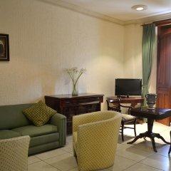 Отель Santiago De Compostela Hotel Мексика, Гвадалахара - отзывы, цены и фото номеров - забронировать отель Santiago De Compostela Hotel онлайн комната для гостей фото 4