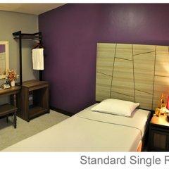 Отель Rambuttri Village Inn & Plaza 3* Стандартный номер с различными типами кроватей фото 4