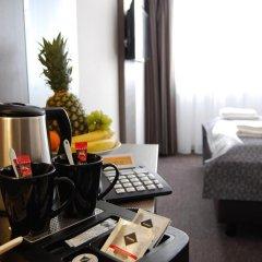 Dom Hotel Am Römerbrunnen 3* Номер Делюкс с различными типами кроватей фото 9