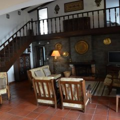 Отель Montejunto Eden - Casas de Campo питание