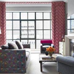 Отель The Whitby Hotel США, Нью-Йорк - отзывы, цены и фото номеров - забронировать отель The Whitby Hotel онлайн комната для гостей фото 4