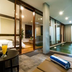 Отель Aleesha Villas 3* Вилла Делюкс с различными типами кроватей