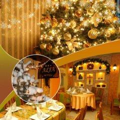 Отель Alfa Hotel és Wellness Centrum Венгрия, Силвашварад - отзывы, цены и фото номеров - забронировать отель Alfa Hotel és Wellness Centrum онлайн питание фото 3