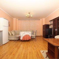 Апартаменты Альт Апартаменты (40 лет Победы 29-Б) Студия с разными типами кроватей фото 4