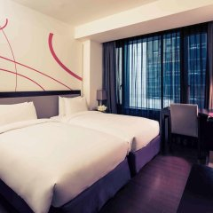 Отель Mercure Ambassador Seoul Gangnam Sodowe 4* Стандартный номер с различными типами кроватей фото 2