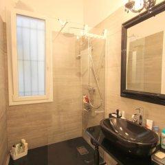 Отель Berlioz Франция, Ницца - отзывы, цены и фото номеров - забронировать отель Berlioz онлайн ванная