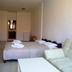 Отель Creta Seafront Residences 2* Улучшенный номер с различными типами кроватей фото 26