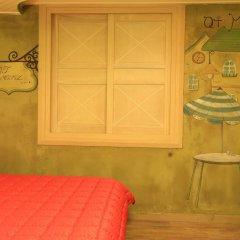 Haeundae Grimm Hotel 2* Номер Делюкс с различными типами кроватей фото 44