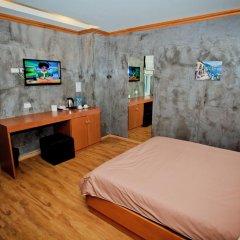 Отель Chaphone Guesthouse 2* Улучшенный номер с различными типами кроватей фото 2